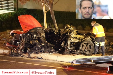 R.I.P Paul Walker, died at 40 in Car Crash. Clips and photos. news by Eyes and Voice