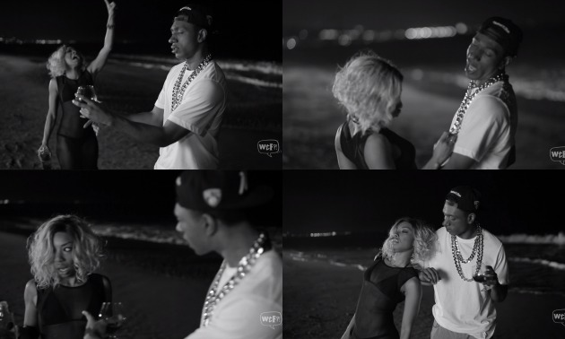 Watch funny video beyonce ft jay z drunk in love gets a