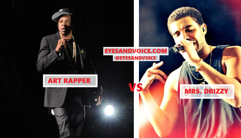 JAY Z disses Drake on new song We Made It - Sorry Mrs. Drizzy BY Eyes and Voice