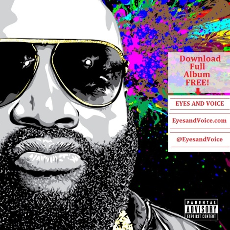 Rick Ross - 'Mastermind' - [FREE Full Album Download Link] by Eyes and Voice